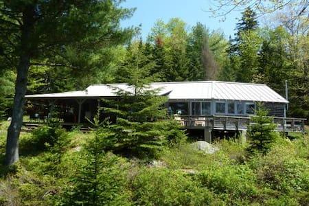 Bears Den Lake Home Near Acadia - Maison