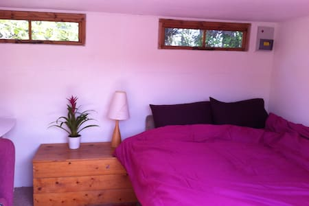 Garden retreat- 'Glamping' in Hove - Hove - Chalet
