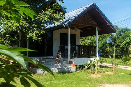 Thai house in center of Lamai Beach - Rumah