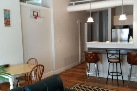 Large Apartment Top Floor UCI Track