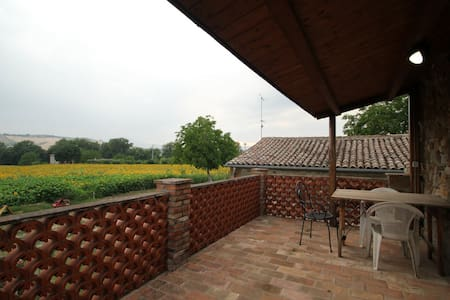 Pilgrims's Inn on via Francigena - Proceno - Bed & Breakfast