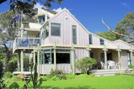 Sandy Bay Beach-house, Northland NZ