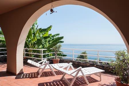 panoramico  appartamento sul mare - Wohnung