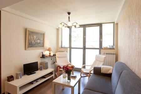 Cozy apartment 5.4km from centre - Sofia