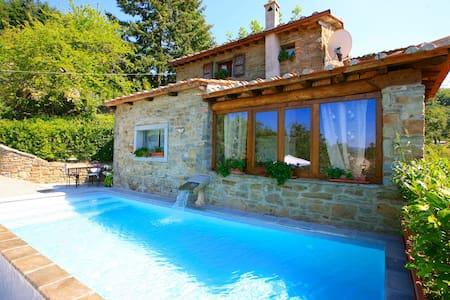Villa Margherita Tre, private pool