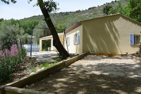 villa la gorghetta - Levens - Villa