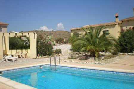 Character property restored cortijo - House