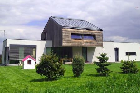 Modern house near Prague - Kamenice - Haus