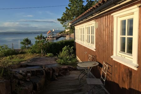 La Sirena and the fishermans lodge - Bungalow