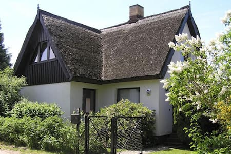 Charmantes Reetdachhaus - Hus
