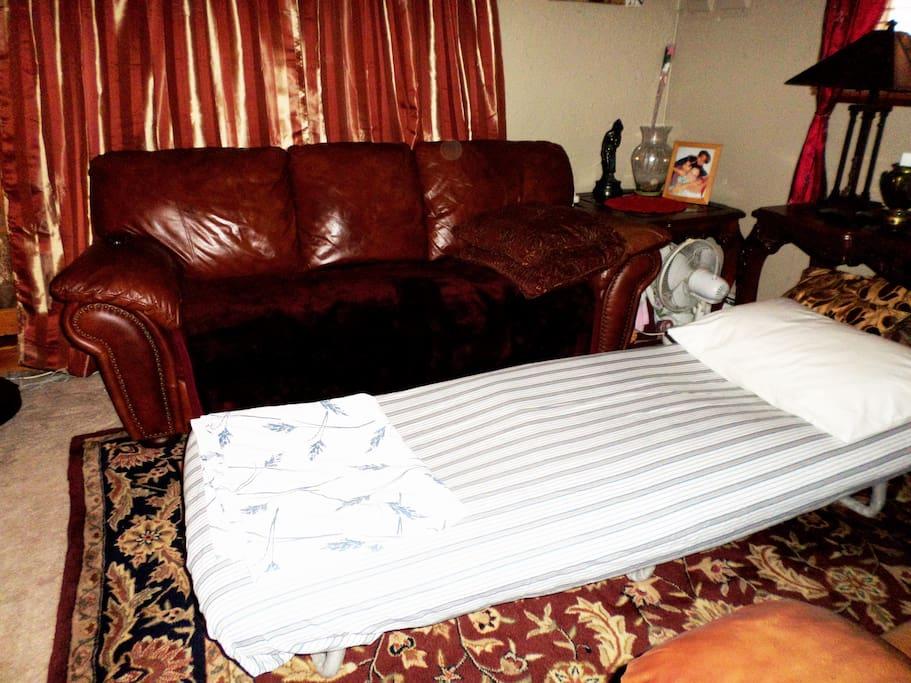 Folding Bed & Sofa