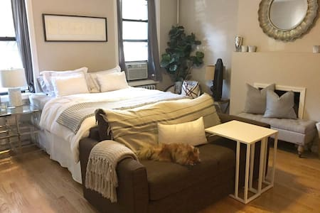Stylish Studio in the heart of NYC