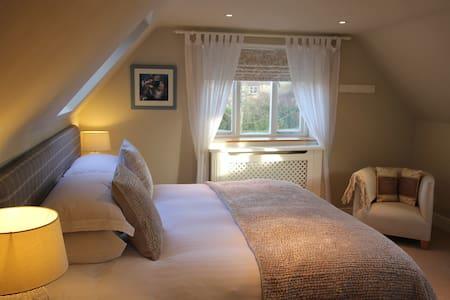 Cotswold B&B Superking/ Twin Room - Churchill - Bed & Breakfast
