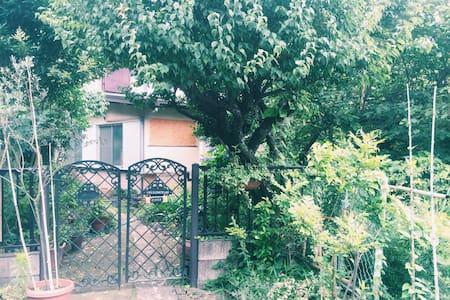 鎌倉アトリエ付きシェアハウス。緑豊かで静かなロケーション◎ - Dům