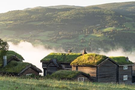 Fairytale Farm-hotel in Jotunheimen - Vågå