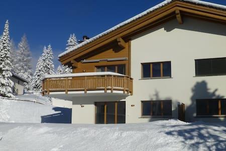 Alpine Lodge Parc Linard - Vaz/Obervaz - Leilighet