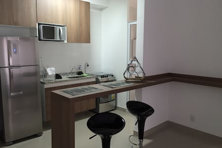 2-bedrooms fully furnished in Mogi! - Apartament