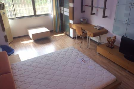 国际海水浴场边的舒适小屋 - Weihai - Wohnung