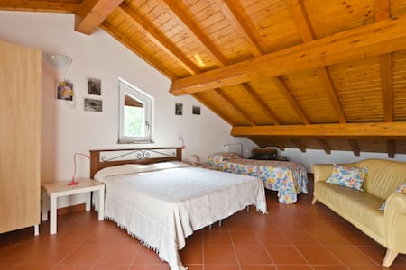 HILL SEA VIEW - Sant'Alfio - Bed & Breakfast