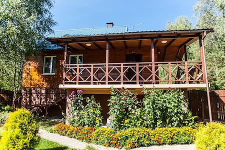 Снять коттедж в Минске  на сутки - Haus