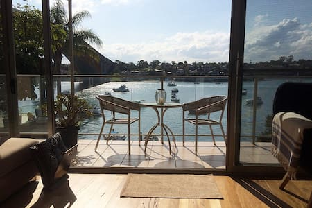 Relaxing Waterview Escape - Drummoyne - Wohnung