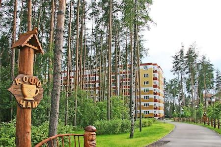 Городской комфорт в сосновом лесу - Ногинский район - Daire
