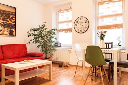 Cozy apartment near city center - Leilighet