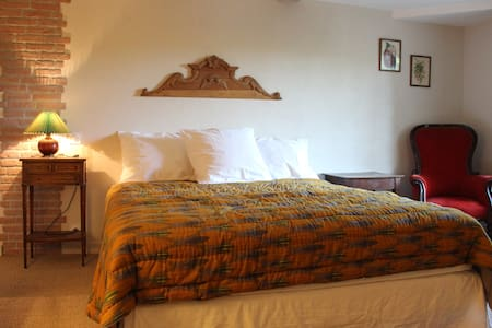 Blanche d'Ô - Chambre Campagne - Bed & Breakfast