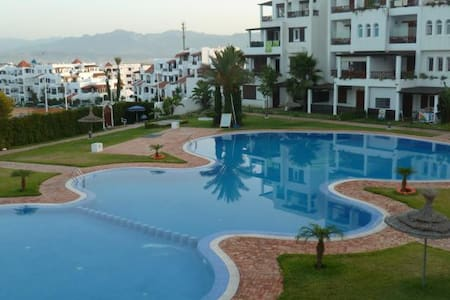 Bel Appartement de Plage Cabo Negro - Appartement
