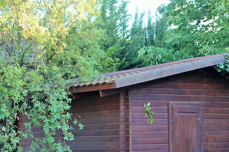 Garden Cabin  - with Wi-Fi - Viladecavalls - Huis