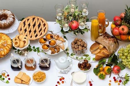 """""""Il Moro"""" di Villa Scuderi - Bed & Breakfast"""