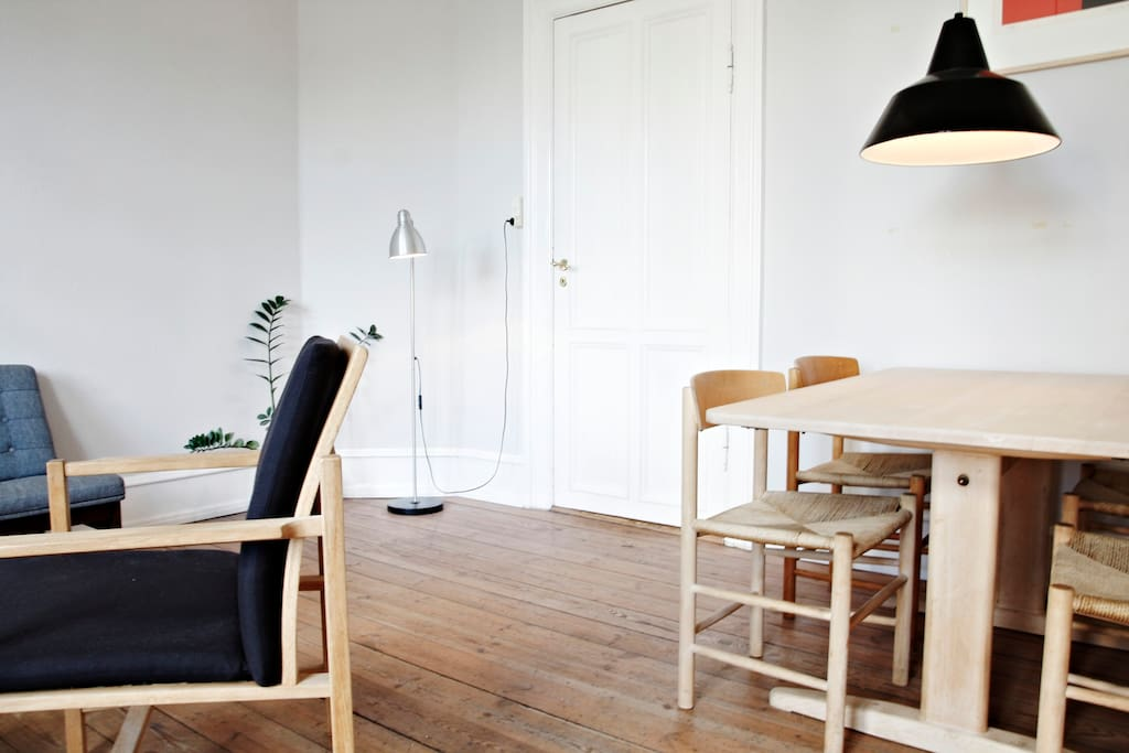 Great apartment in CPH