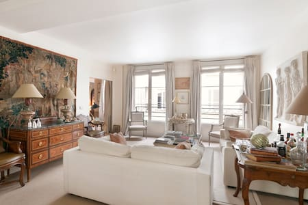 Luxurious 100-sqm apartment next to Place Vendome - Flat
