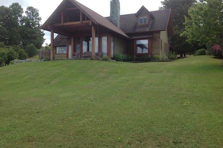 Casa equipada con vista al lago - Futrono - 独立屋