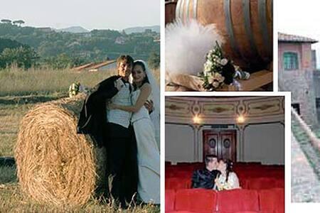 Wedding in Montecarlo & surrounding - Marginone - Bed & Breakfast