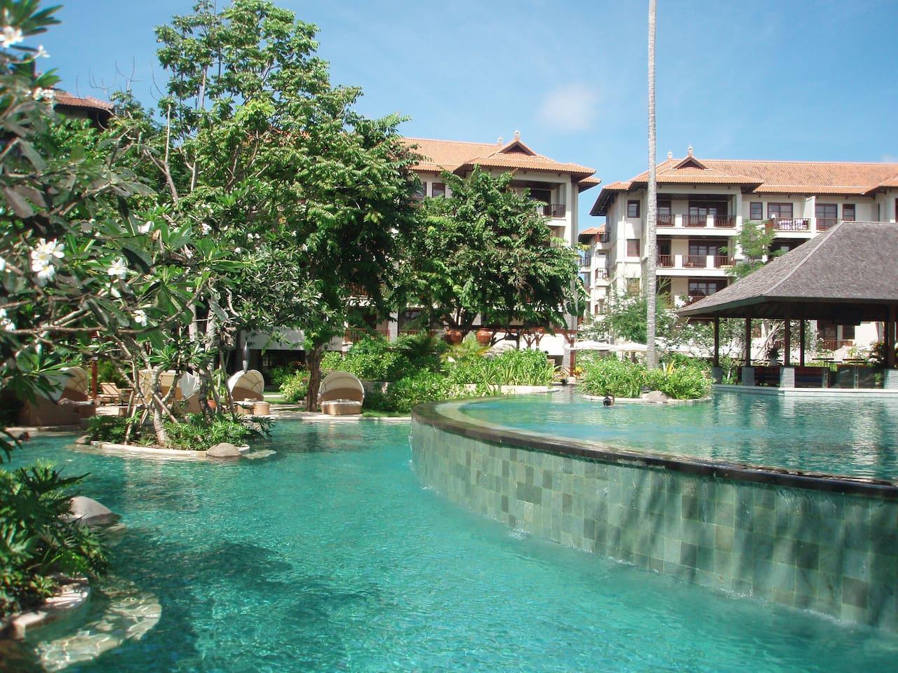 Family Penthouse Ruby Nusa Dua Bali
