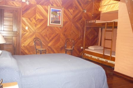 Habitación Matrimonial o Doble - AA - Bed & Breakfast