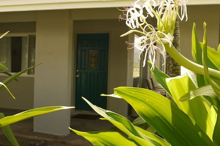 A Slice of Paradise by the Beach - Laie - Apartment