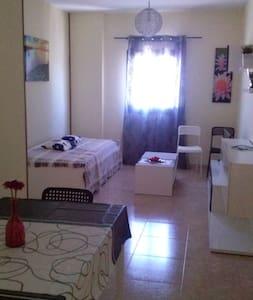 piso centrico , playa bonita al lado - Arrecife - Appartement en résidence