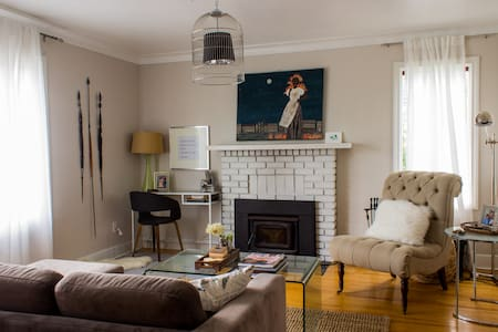 Cozy Room in North End Halifax