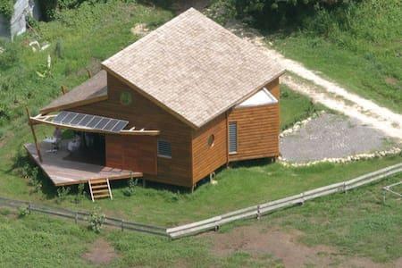 Gite ECOLOLO - Earth House