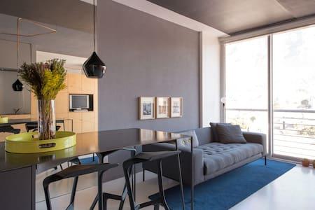 Designer pad, secure block, great views, fast WiFi - Cape Town - Apartment