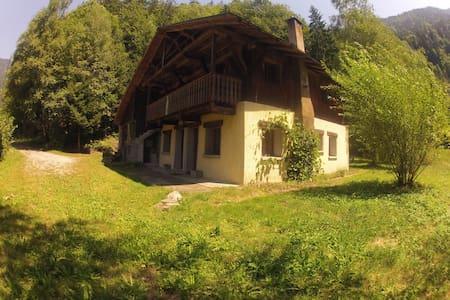 Spacious Savoyard Chalet - Villard-sur-Doron