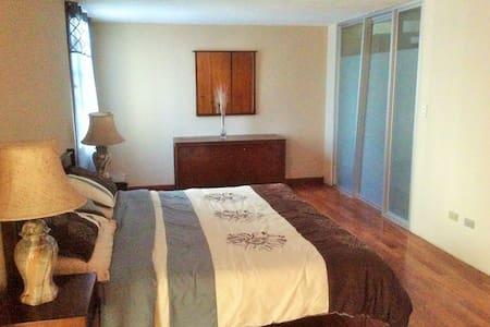 Suite Privada en Zona Viva - Apartamento