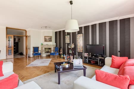 Cozy&lovely private double roomszzr - Flat