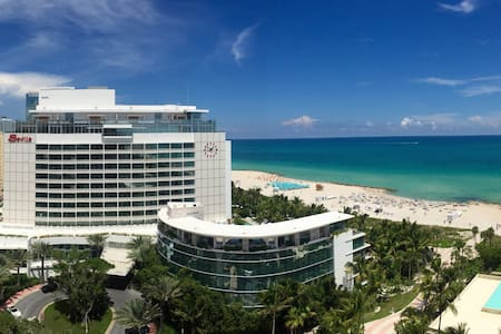 Miami Beach Oceanfront.