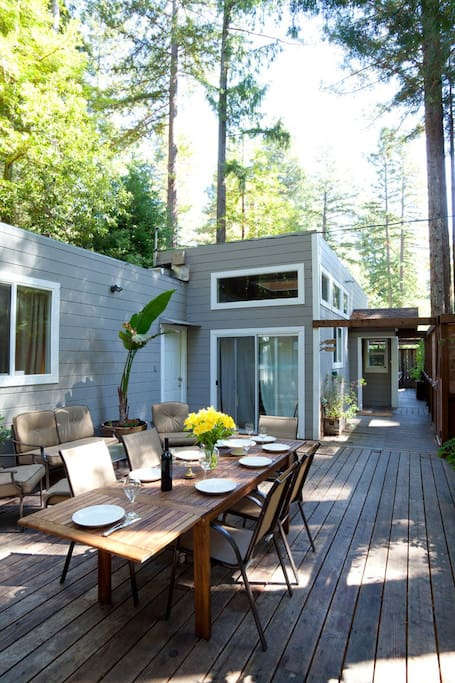 REDWOOD SERENITY DECK