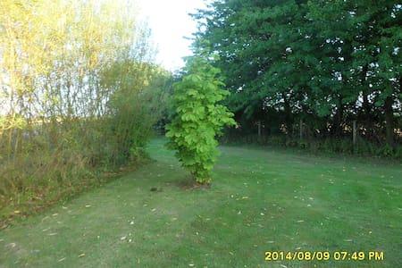 Dejligt hus i natur skønt område... - Haslev - Villa