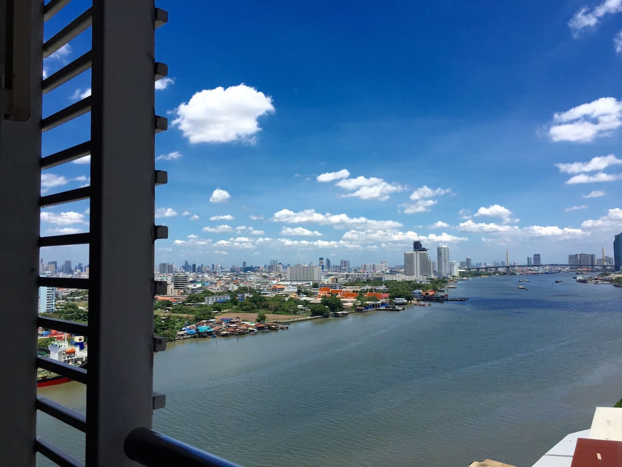 River view from corridor Picture Updated 9/2015