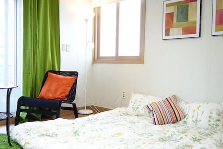 Waterfront cozy room + Free Pickup - Talhae-ro, Gyeongju - Pis
